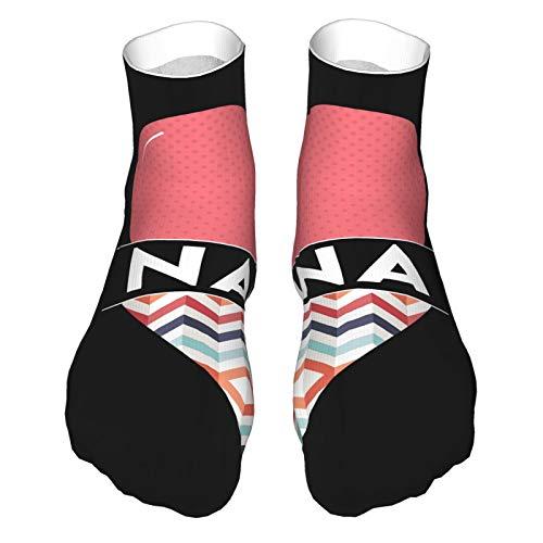 Nana Pink Ribbon - Manguera de calcetín para concienciación sobre el cáncer de mama