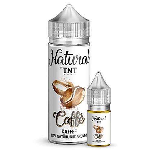 Kaffee Natural Serie 10ml Longfill Aroma by TNT Vape Nikotinfrei