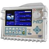 Promax TV EXPLORER HD LE analizador de gases de combustión TV de alta definición