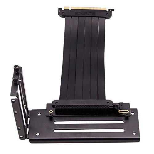 IBest ImPetus Vertical Graphics Card Holder Bracket,GPU Mount ,Video Card Support Kit with Riser Cable