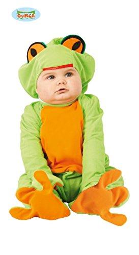 Guirca 81097 Déguisement pour bébé Design Grenouille Taille 12 - 24 Mois