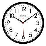 שעון קיר שקט