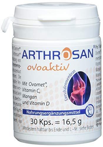 ARTHROSAN ovoaktiv Eierschalenmembran, 30 Kapseln