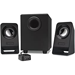Logitech Z213 Multimedia Speakers 2.1, Nero/Antracite