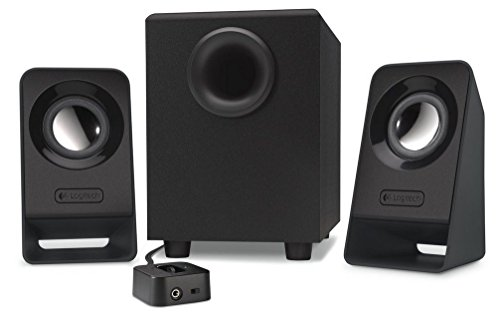 Logitech® Multimedia Speakers Z213 - N/A - Analog - N/A - EMEA - EU