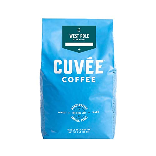 Cuvée Coffee, West Pole, Whole Bean Dark...