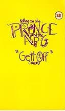Prince:Gett Off VHS