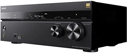 Sony STRDN1080 7.2 Channel Dolby Atmos Home Theater AV Receiver - Bundle With HDMI Cable