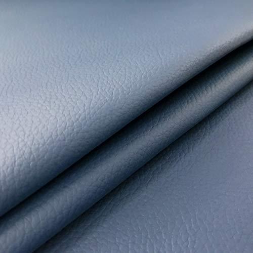 Tessuto Ecopelle LUXURY medio peso al mezzo metro a partire da 50 CM (Lunghezza) x 140 CM (Larghezza FISSA); 1 qtà=50cm; 2qtà=100cm - per arredo divani,sedie,borse,tappezzeria