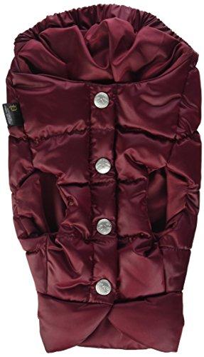 Puppy Angel Luxury Manteau pour Chien Bordeaux Taille M/L