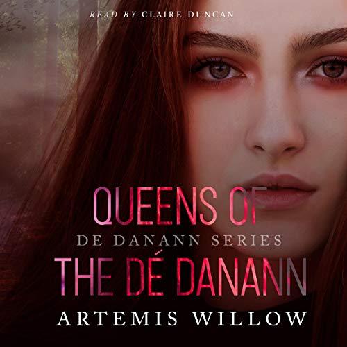 Queens of the De Danann audiobook cover art