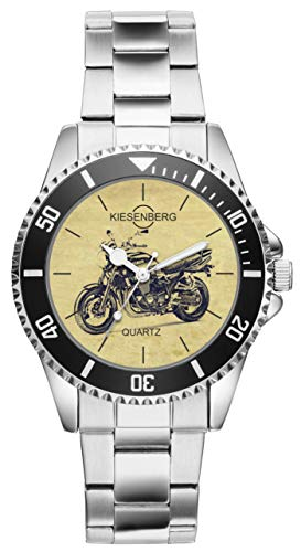 Geschenk für Yamaha XJR 1300 Motorrad Fahrer Fans Kiesenberg Uhr 20427