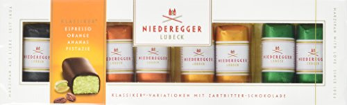 Photo of Niederegger Marzipan Classic Mini Loaves Assorted Chocolate 100 g (Pack of 2)