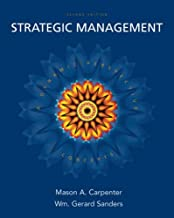 Strategic Management: A Dynamic Perspective: Concepts, 2nd Edition