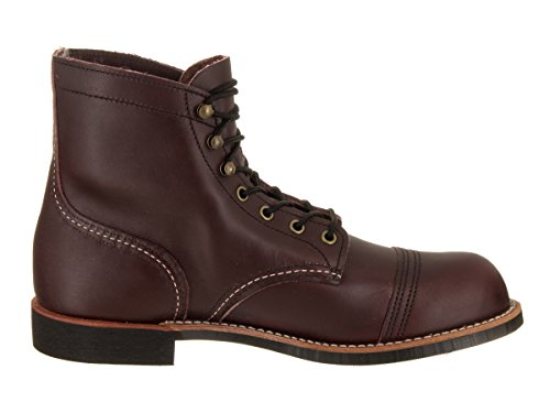 Red Wing Heritage Men's Iron Ranger 6″ Vibram Boot
