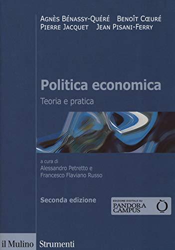 Politica economica. Teoria e pratica