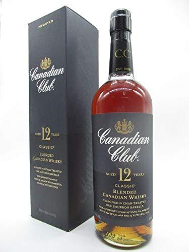 [新ボトル] カナディアンクラブ 12年 クラシック 正規品 40度 700ml
