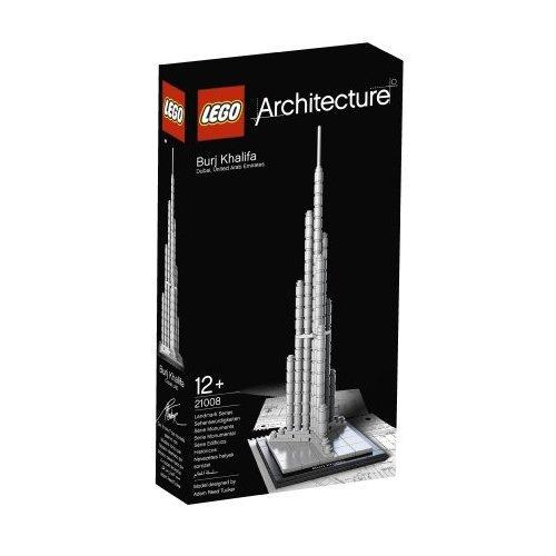 レゴ アーキテクチャー ブルジュ カリファ 21008/LEGO Architecture Burj Khalifa【並行輸入】