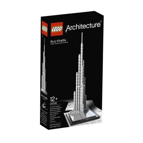LEGO Architecture Burj Khalifa 21008/LEGO Architecture Burj Khalifa [Parallel Import] (Japan Import)