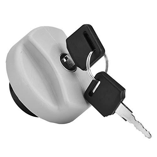 Dingln Tapa del Tanque De Llenado De Combustible con Cerradura W/Claves For Vauxhall Vectra O-p-e-l Corsa 170 2834/932 24461