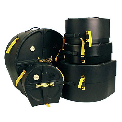 Hardcase Fusion HFUSION-2 Drum Case Set Including Floor Tom Case