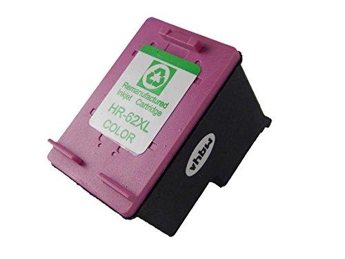 vhbw Cartucho de Tinta de Repuesto Compatible, Cartucho de Impresora a Color para impresoras HP Envy 5540, 5541, 5542, 5543, 5544, 5545, 5546