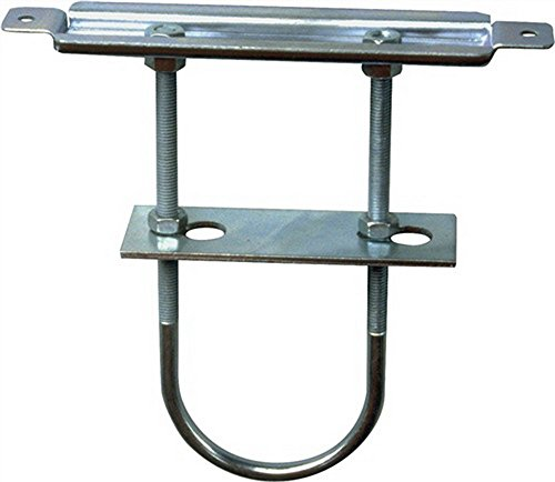 Heizkörperkonsole Typ I Länge 190mm Breite 45mm Stärke 1,5mm