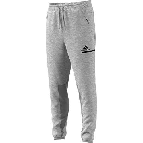 adidas mens Z.N.E. Pants Medium Grey Heather Medium