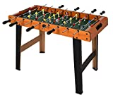 Magicwand® XXLarge Size Foosball Soccer Game Table Set for Kids (Wooden)