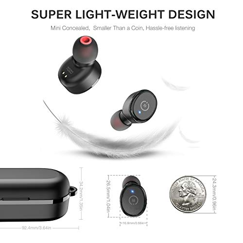 Product Image 7: TOZO T10 Bluetooth 5.0 Wireless Earbuds