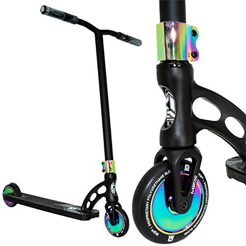 MGP Madd Gear VX10 Pro MGO F26 LTD - Patinete de acrobacias (80 cm), color negro