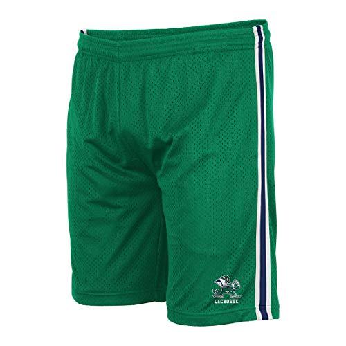 Lacrosse Unlimited Notre Dame Lacrosse Shorts-Youth-Medium