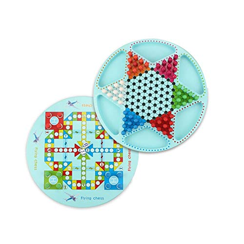 Chinese Checkers Holzscheibe
