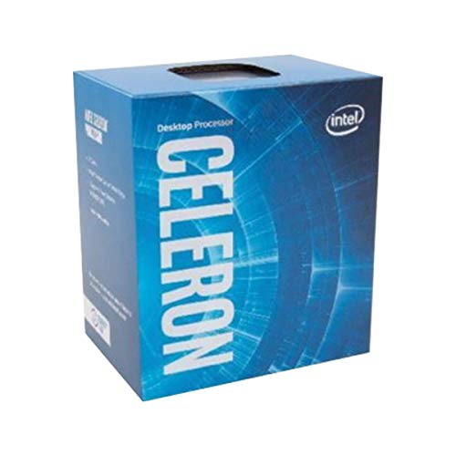 Intel BX80677G3930 Processore Celeron G3930, S 1151, Kaby Lake, Dual Core, 2 Thread, 2.9GHz, 2MB Cache, 1050MHz GPU, 51W, Argento