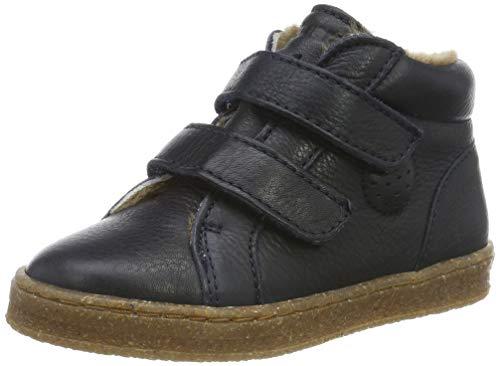 Bisgaard Unisex Baby Sinus Sneaker, Blau (Navy 600), 25 EU