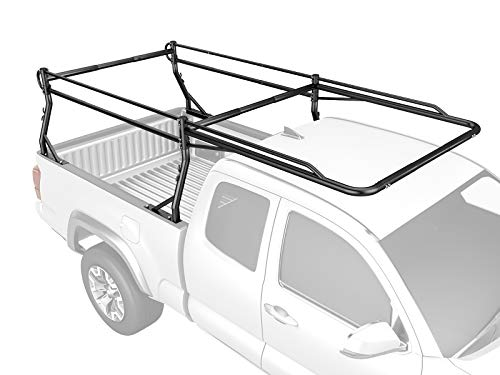 AA-Racks Model X39 Short Bed Truck Ladder Rack Side Bar with...
