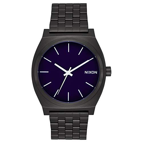Orologio Nixon A0452668 TIME TELLER/ALL BLACK/BLU SCURO
