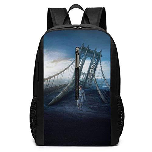 Oblivion Backpacks 17 inch School Bag College Bags Laptop Backpack Large Capacity Backpack