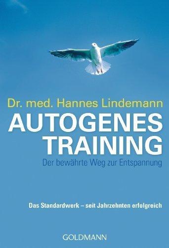 Autogenes Training by Hannes Lindemann(2004-04-30)