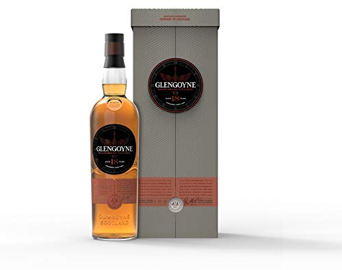 Glengoyne 18 YO Single Malt Whisky (1 x 0.7 l)