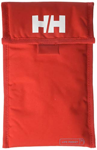 Helly Hansen External Life Pocket Unisexe Adulte, 222 Alert Red, Taille Unique