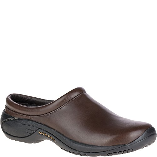 Merrell Men's Encore Gust Slip-On Shoe,Smooth Bug Brown Leather,15 M US