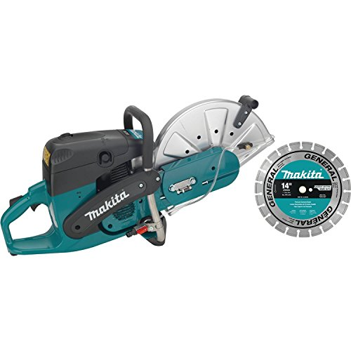 Makita EK7301X1 14-Inch Power Cutter with Diamond Blade, Teal