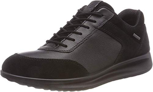 ECCO Damen AQUET Sneaker, Schwarz (Black 51052), 40 EU
