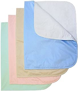 Platinum Care Pads™ Washable Bed Pads/Chair Pads for Incontinence - Size 18x24 - Pack of 4