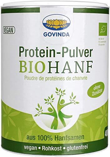 Govinda Bio Bio-Hanf-Protein-Pulver (2 x 400 gr)
