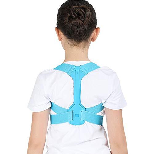 Back Posture Corrector Brace für Kinder Teens, Verstellbarer Posture Trainer Spinal Straightener Unterstützung für das Hängen des Brustkorbs