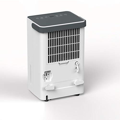 electriQ 10L Dehumidifier, Combats Damp, Condensation Mould and Mildew. Great for Houses up to 3 Bed, Quiet Fan Operation and 2 Litre Water Tank.