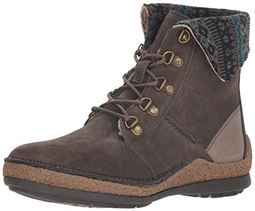Propet Women's Dayna Ankle Boot, Slate Grey, 6H Wide US