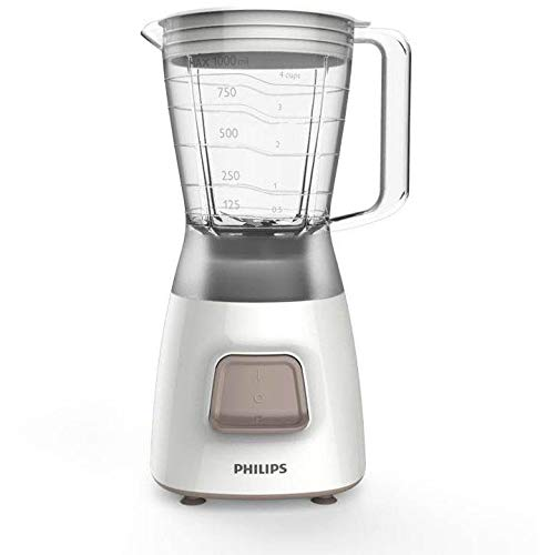 Philips Daily Collection HR2052/00 blender Tabletop blender Blanco 450 W